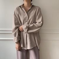 ✳︎予約販売✳︎toromi shirt /2colors_nb0045