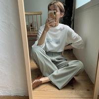 《予約販売》s/s coloring pants/2colors_np0168
