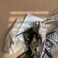 《予約販売》leopard scarf/3 colors_na0140