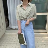 ✳︎予約販売✳︎minimal shirt/2colors_nb0010