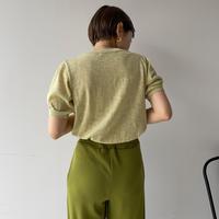 《予約販売》 soft summer knit/2colors_nt0947