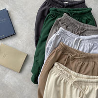 《予約販売》daily jogger pants/6clolors_np0374
