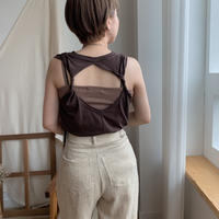 back open tank top/3colors_nt0038