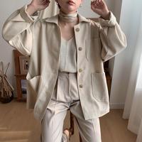 《予約販売》three jacket_no0077