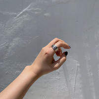 ✳︎予約販売✳︎silver925 volume ring