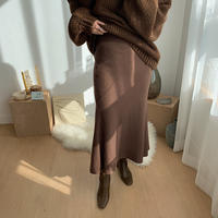 warm mermaid skirt/2colors_ns0031