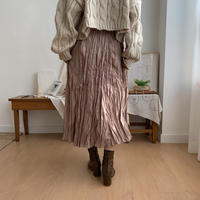 ✳︎予約販売✳︎a/w rincl skirt/2colors_ns0028