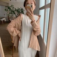《予約販売》soft lady shirt/2colors_nt0408