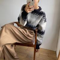 《予約販売》cinnamon knit/2colors_nt0745