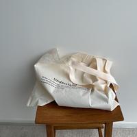 《予約販売》understand tote bag_na0293