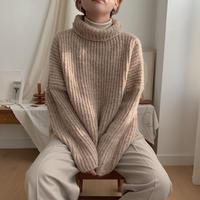 merange beige knit_nt0235