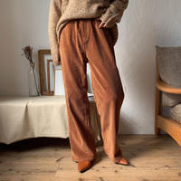 《予約販売》corduroy daily pants/2colors_np0294