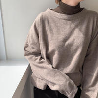 ✳︎予約販売✳︎relaxy knit/2colors_nt0115