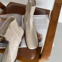 《予約販売》stich low boots_na0307