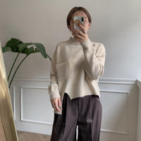 ✳︎予約販売✳︎unique point knit_nt0122