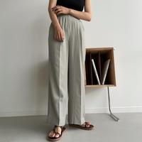 《予約販売》summer light pants/2colors_np0426