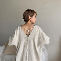 《予約販売》2way long  shirt/2colors_nt0454