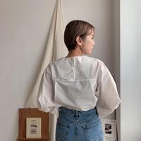 ✳︎予約販売✳︎puff blouse_nt0293