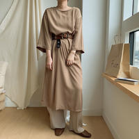 ✳︎予約販売✳︎wide sleeve ops/2colors_nd0010