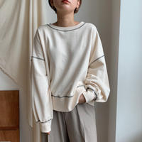 ✳︎予約販売✳︎stitch mtm/2colors_nt0074