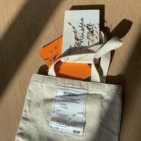✳︎予約販売✳︎label eco bag_na0122