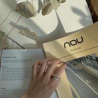✳︎予約販売✳︎silver925 naturaly ring_na0094