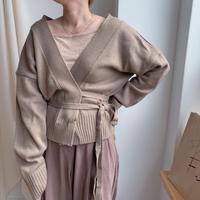 ✳︎予約販売✳︎ennui knit cd/2colors_nt0052