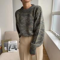 《予約販売》nuance knit pullover/2colors_nt0714