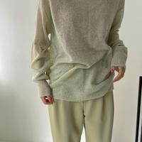 《予約販売》damage s/s knit/2colors_nt0831