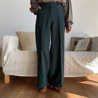 《予約販売》warm wide pants/2colors_np0286