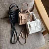 《予約販売》pocket minimal bag/3colors_na0248