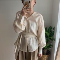 ✳︎予約販売✳︎2way marc blouse__nb0034