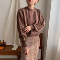 ✳︎予約販売✳︎angora lady knit_nt0257