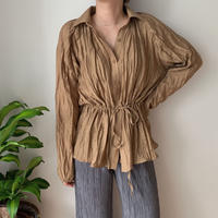 ✳︎予約販売✳︎waist marc rincl blouse /2colors_nb0038