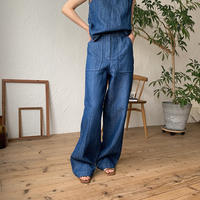 《予約販売》linen buggy pants/2colors_np0205