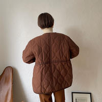 《予約販売》  quilting marc jacket/2colors_no0130