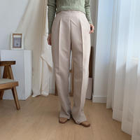 ✳︎予約販売✳︎slit long slacks_np0078