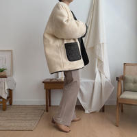 reversible quilting jacket_no0056
