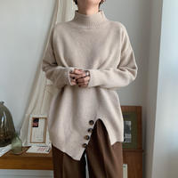 ✳︎予約販売✳︎point lady knit/2colors_nt0213