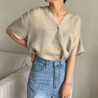 《予約販売》texture lady blouse/2colors_nt0462