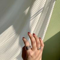✳︎予約販売✳︎silver925 thick ring_na0065