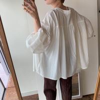 《予約販売》volume lady blouse_nt0391