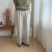 ✳︎予約販売✳︎green tee pants_np0083