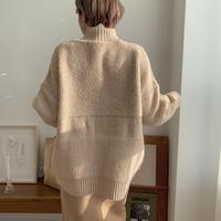 ✳︎予約販売✳︎poodle knit_nt0180
