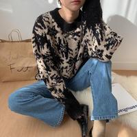 ✳︎予約販売✳︎snow knit_nt0205