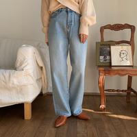 《予約販売》vintage like jeans/2colors_nj0026