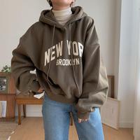 ✳︎予約販売✳︎new york mini parker/2colors_nt0223