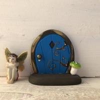 ミニミニドア・魔法の青い扉