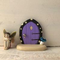 ミニミニドア・むらさき色の森の扉3