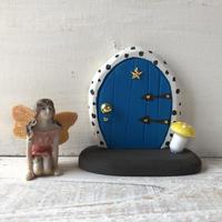ミニミニドア・星の魔法の青い扉